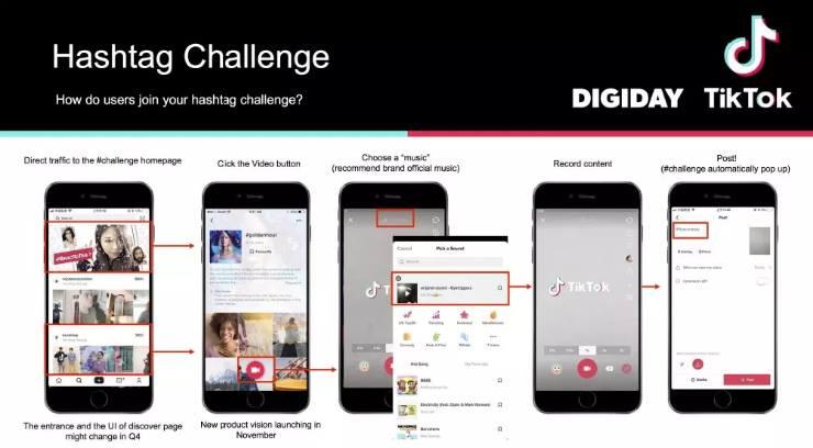 اعلانات  Hashtag challenge تحدى الهاشتاج